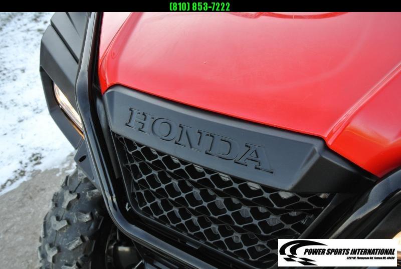 2018 HONDA SXS500M2 PIONEER Side By Side UTV #2079