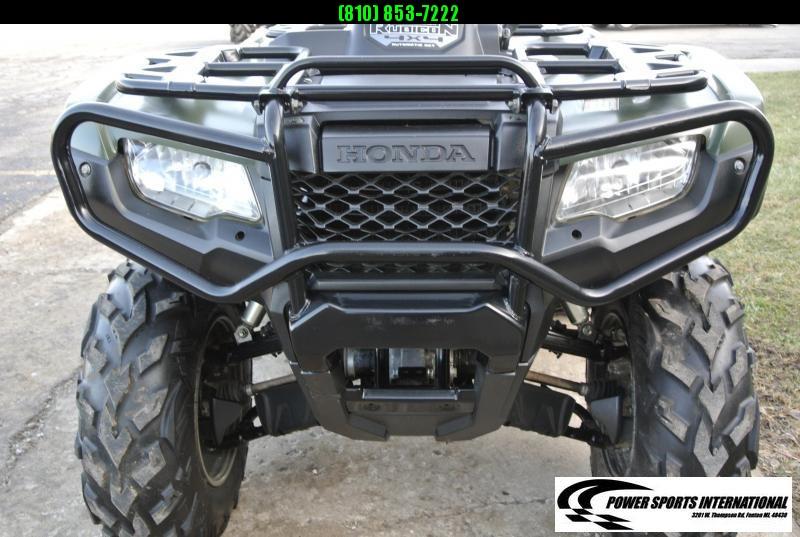 2016 HONDA TRX500FA5G FOURTRAX FOREMAN RUBICON