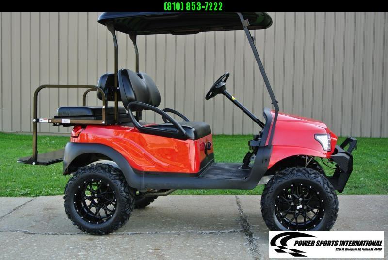 2012 CUSTOM Club Car Precedent GAS Golf Cart #1578