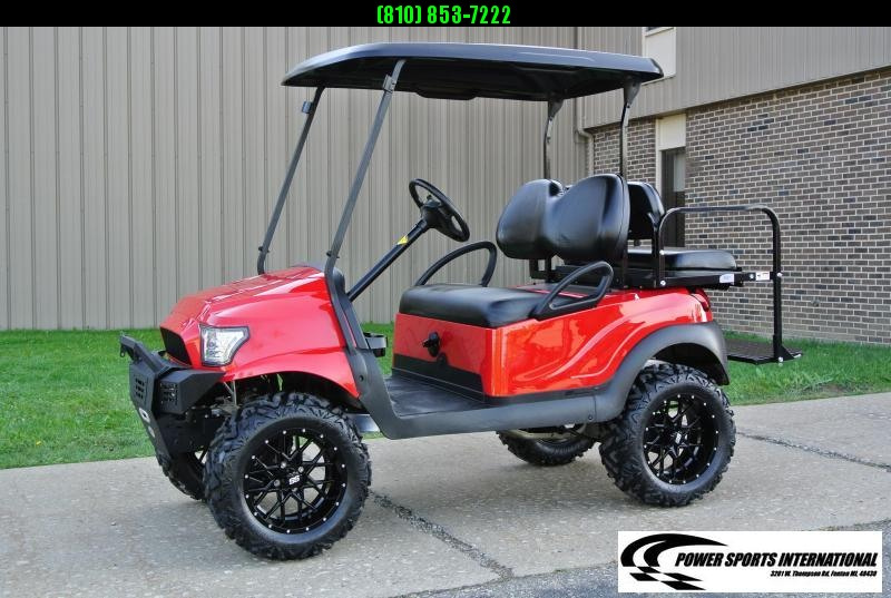 2012 CUSTOM Club Car Precedent GAS Golf Cart #1578