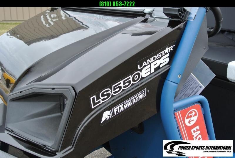 2019 American Land Master LS 550 EPS FTX Steel BED Utility Side-by-Side (UTV) #0221