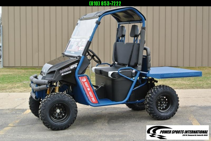 2019 American Land Master LS 550 EPS FTX Steel BED Utility Side-by-Side (UTV) #0221