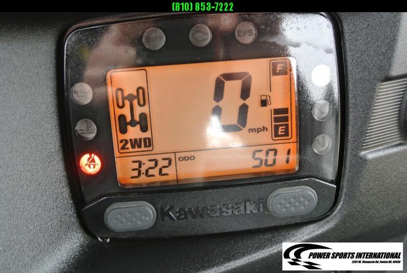 2018 KAWASAKI KRF800GJFA TERYX LE CAMO Sport UTV #9153