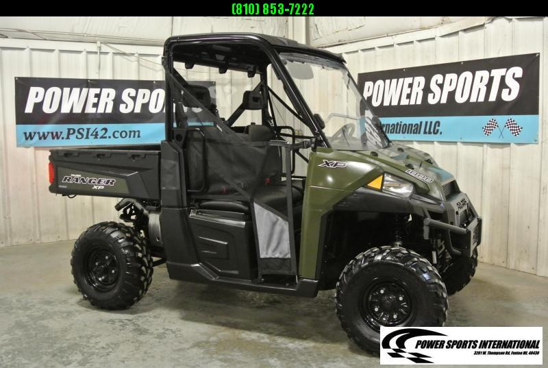 2017 POLARIS RANGER XP 1000 FULL-SIZE UTV SIDE BY SIDE #2797