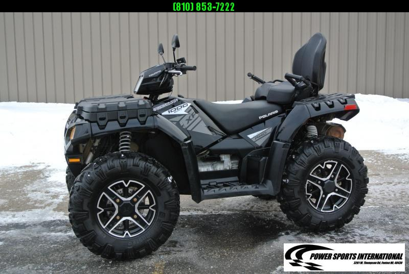 2017 POLARIS SPORTSMAN TOURING XP 1000 (ELECTRIC POWER STEERING) #1109
