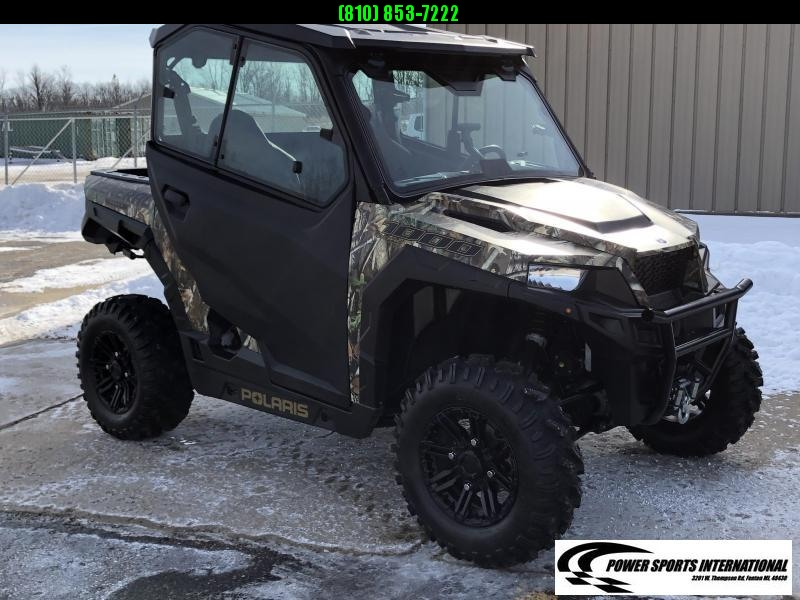 2018 POLARIS GENERAL 1000 EPS SPORT UTILITY SXS #9275