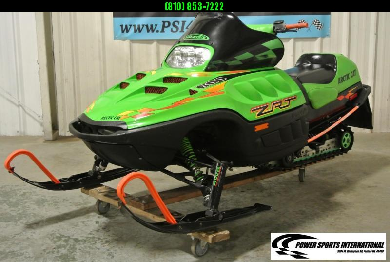 2000 Arctic Cat ZRT 600 Triple with Triple Exhaust Snowmobile #3374