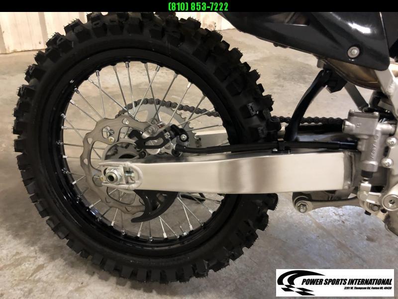 2017 SUZUKI RM-Z450L7 Motorcycle MX Motocross Team Edition #0313