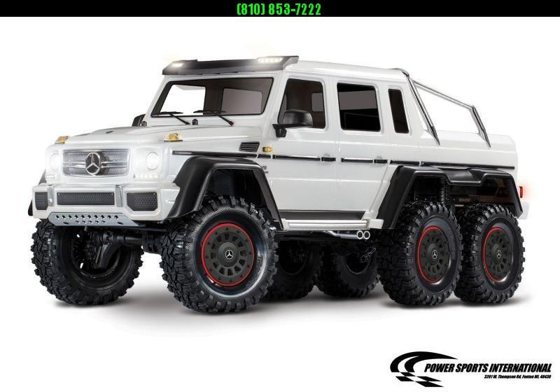 TRAXXAS TRAXXIS Mercedes-Benz G 63 AMG 6x6 Model # 88096-4 #TRX00002