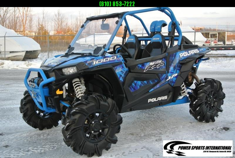 2017 POLARIS RZR XP 1000 HIGH LIFTER (ELECTRIC POWER STEERING) #4090