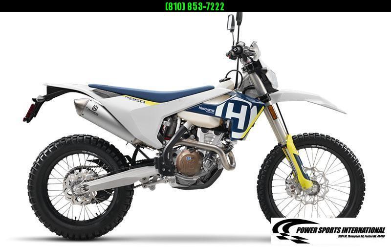 2018 HUSQVARNA FE 250 4-Stroke Motorcycle ENDURO DUAL SPORT #0359