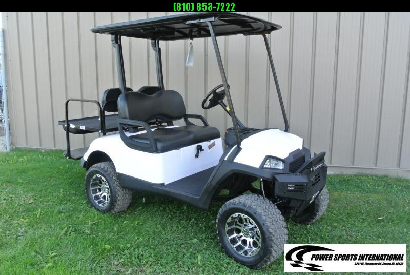 2013 Custom Yamaha Drive GAS POWERED Golf Cart #2020