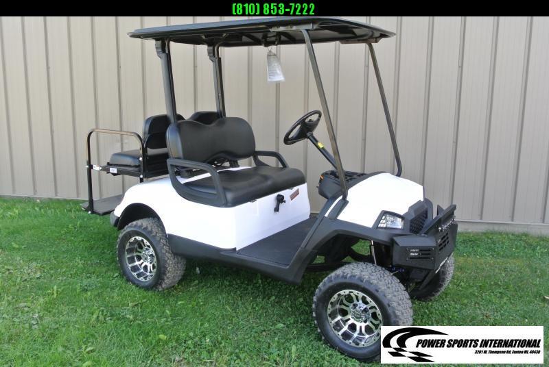 2013 Custom Yamaha Drive GAS POWERED Golf Cart #2020