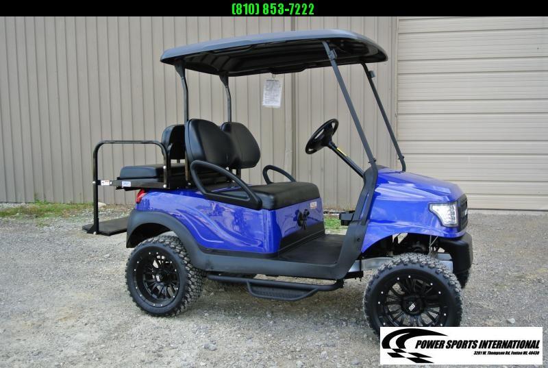 2012 Club Car Precedent Gas Golf Cart w/ Thousands in Upgrades #1636