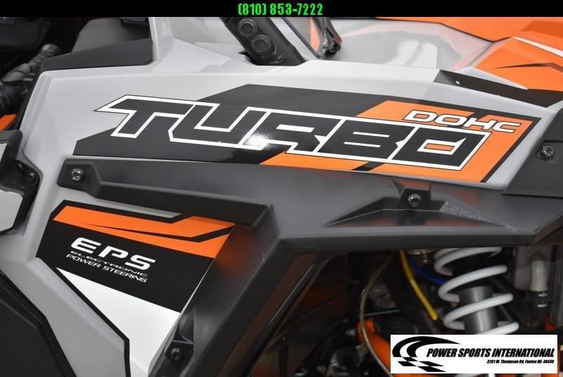 2018 POLARIS RZR XP TURBO 1000 EPS Side By Side SXS #3321