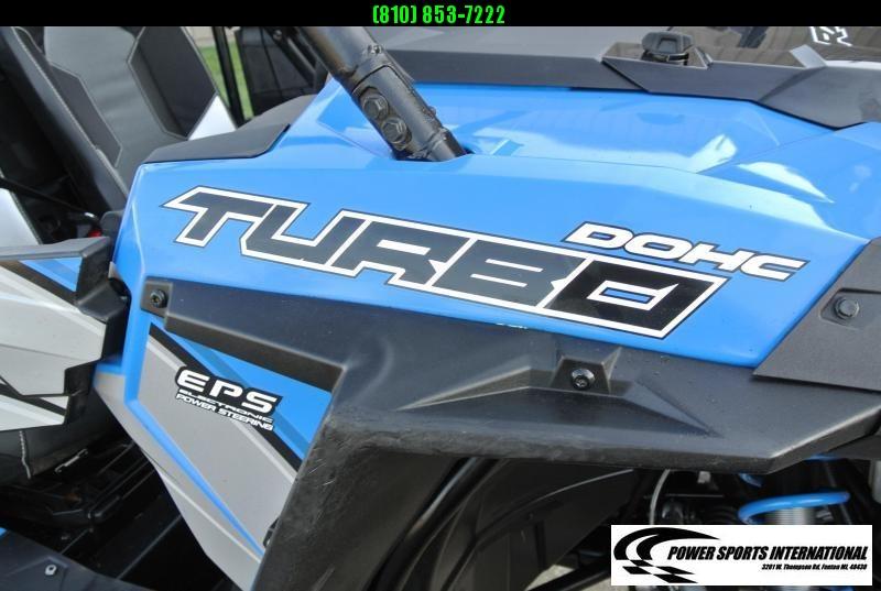 2018 POLARIS RZR XP TURBO 1000 (ELECTRIC POWER STEERING) #4882