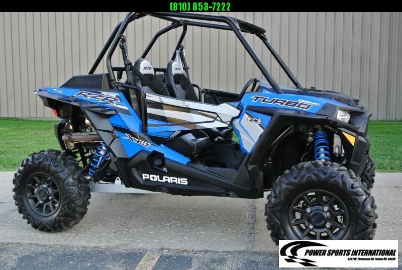 2018 POLARIS RZR XP TURBO 1000 (ELECTRIC POWER STEERING) #4882