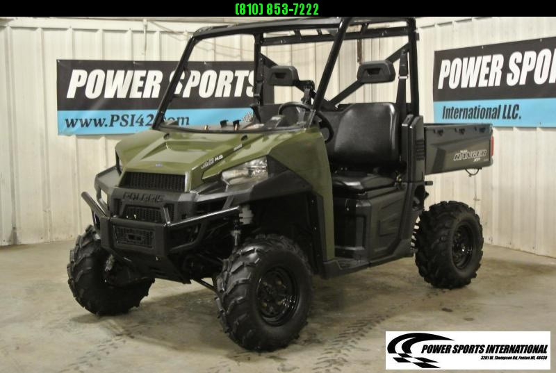 2018 POLARIS RANGER XP 900 EPS FULL-SIZE UTV SIDE BY SIDE #0881