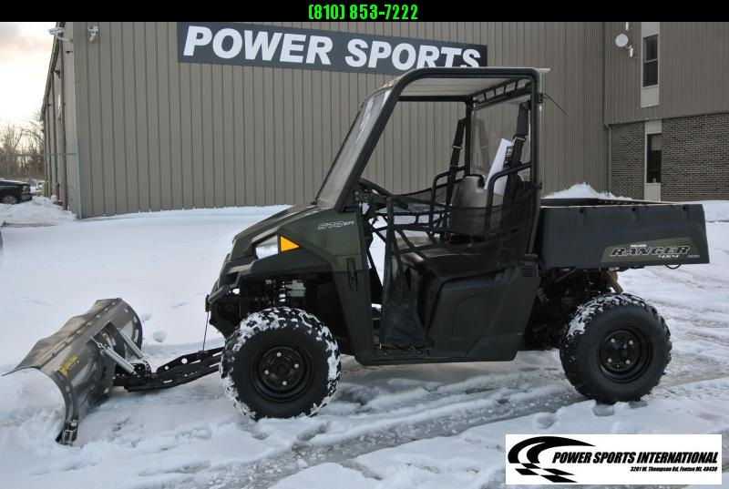 2018 POLARIS RANGER 570 FULL-SIZE UTV SIDE BY SIDE #6231
