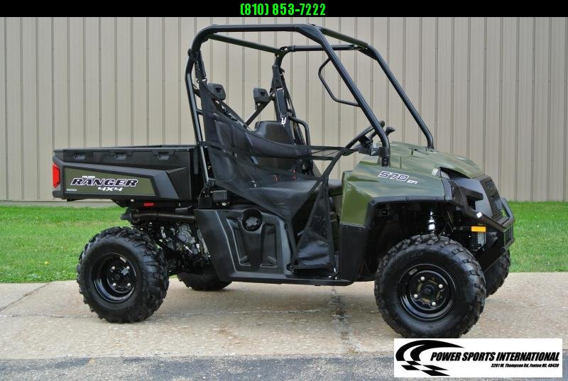 2019 POLARIS RANGER 570 FULL-SIZE UTV SIDE BY SIDE #9268