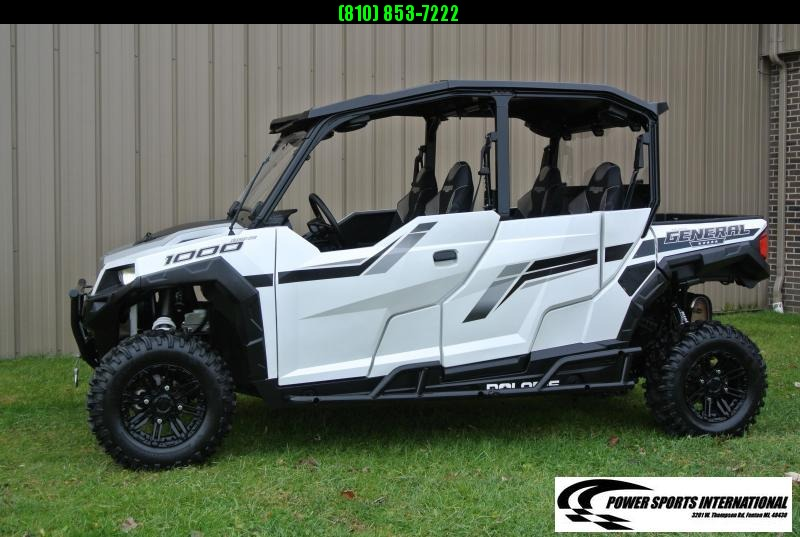 2019 POLARIS GENERAL 4 EPS 1000 4-Seater Side By Side #8381