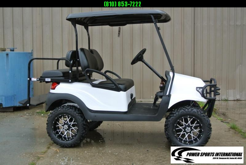 2015 Club Car Precedent 48V Electric Golf Cart #0123