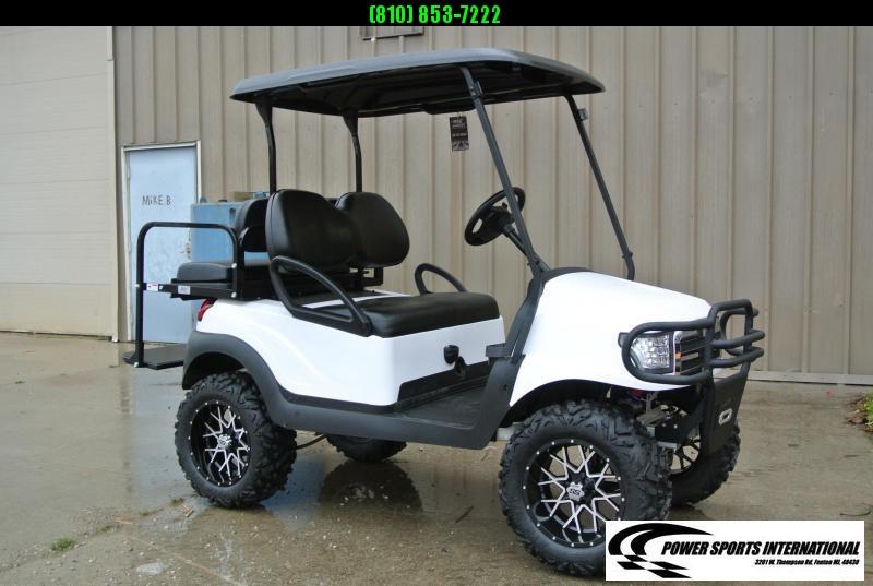 2015 Club Car Precedent 48V Electric Golf Cart #0123