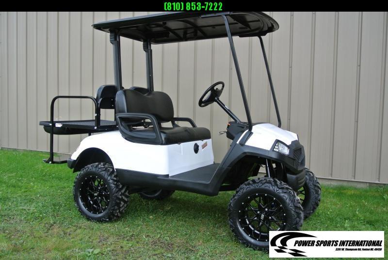 2015 Custom Yamaha Drive 48V Electric Golf Cart #2450