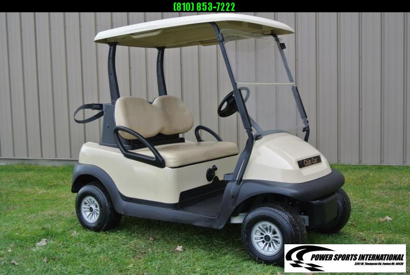 2015 Club Car Precedent EFI Fuel Injected GAS Golf Cart #9315
