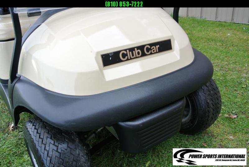 2015 Club Car Precedent EFI Fuel Injected GAS Golf Cart #9315