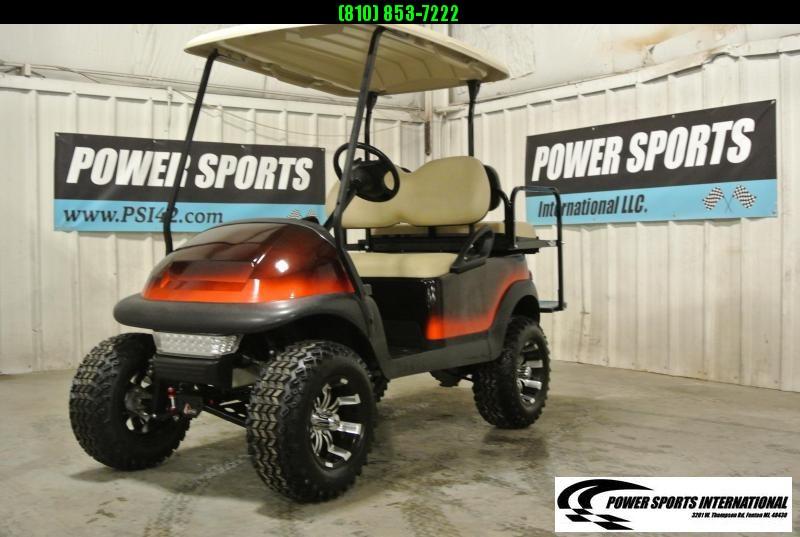2013 Club Car Precedent 48V Electric Golf Cart #4491