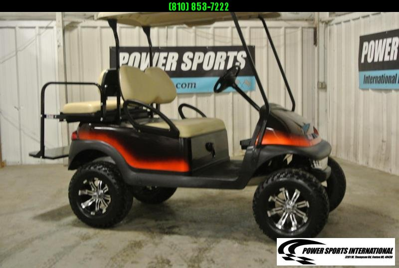 2013 Club Car Precedent 48V Electric Golf Cart #4491