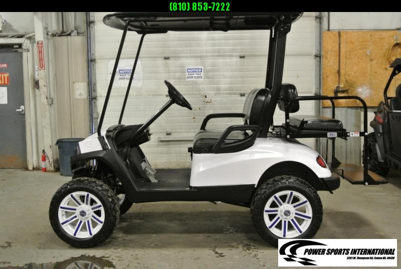 2016 CUSTOM HAVOC BODY Yamaha Drive GAS POWERED Golf Cart #1489