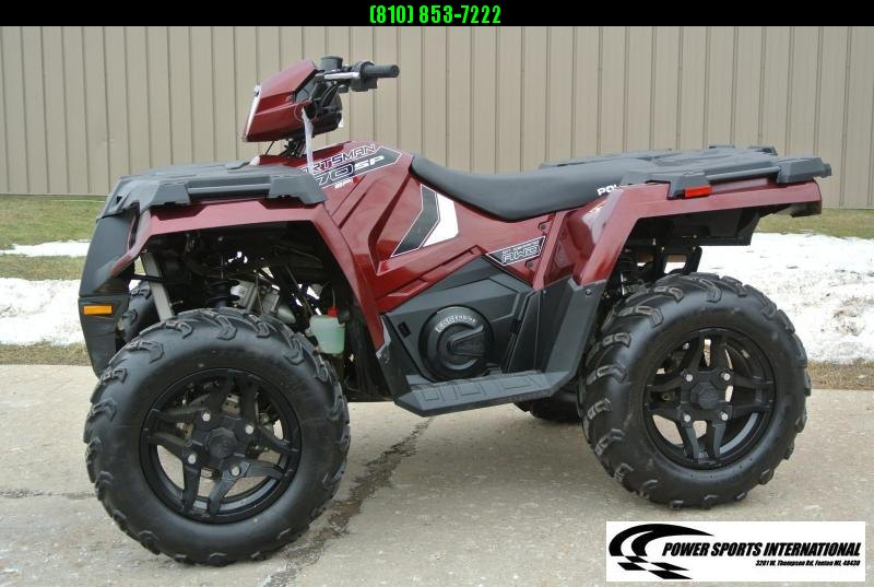 2019 POLARIS SPORTSMAN 570 SP EPS EFI 4X4 ATV #7714