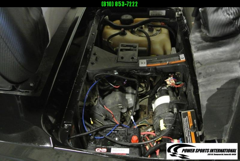 2015 CUSTOM Club Car Precedent EFI Fuel Injected GAS Golf Cart #7351