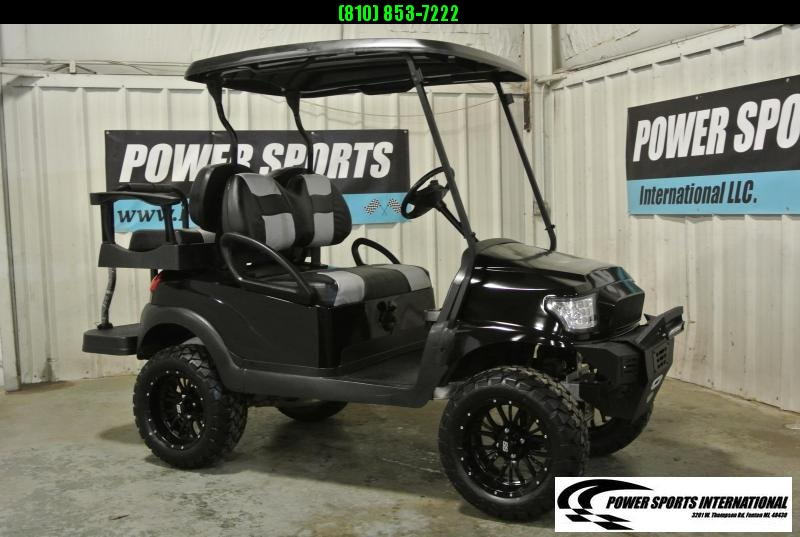 2015 CUSTOM Club Car Precedent EFI Fuel Injected GAS Golf Cart #7351