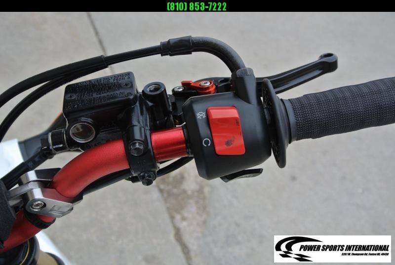 2017 Honda GROM 125 E-Start Motorcycle MSX125 Grom #5488