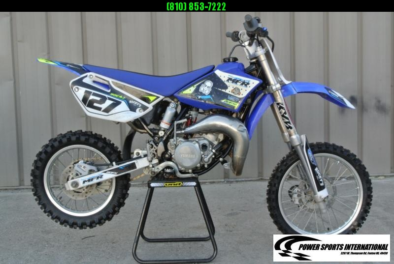 2010 Yamaha YZ85 2-Stroke Motorcycle MX Motocross Team Edition #3682