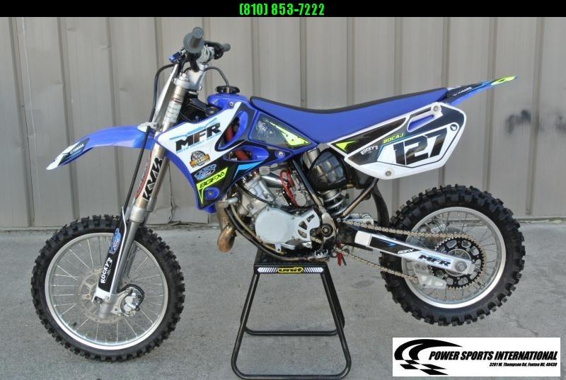 2010 Yamaha YZ85 2-Stroke Motorcycle MX Motocross Team Edition #3682