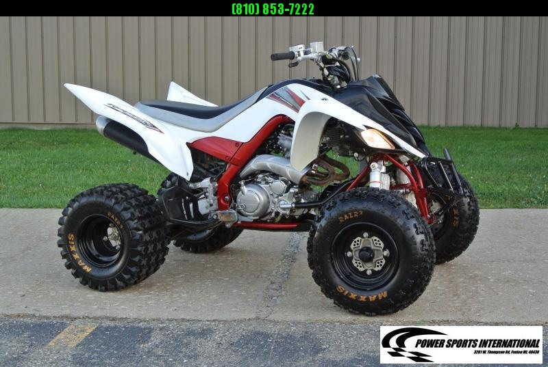 2009 Yamaha 700R Team Edition Sport ATV #6433