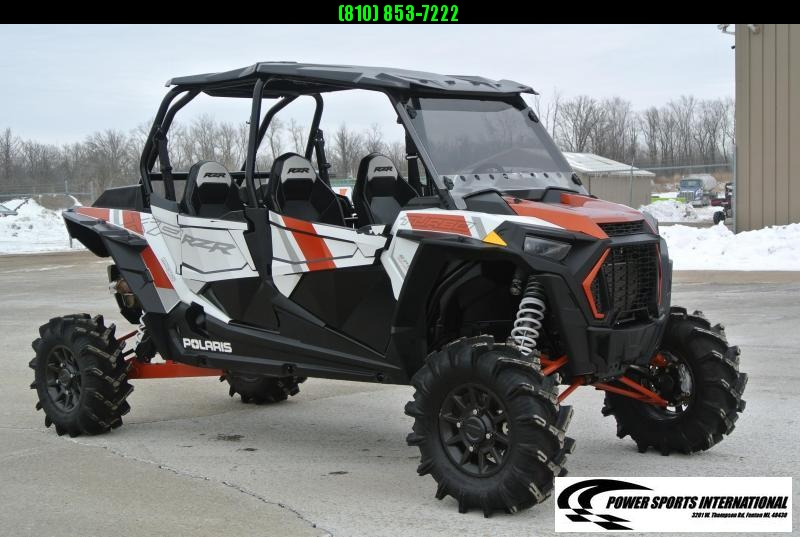 2019 POLARIS RZR XP 4 TURBO 1000 EPS Side By Side SXS #4018