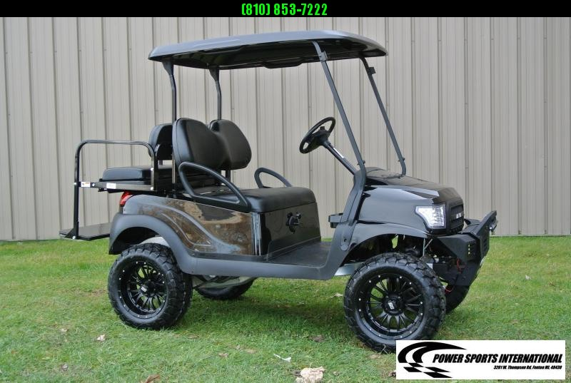 2015 CUSTOM Club Car Precedent EFI Fuel Injected GAS Golf Cart #9317