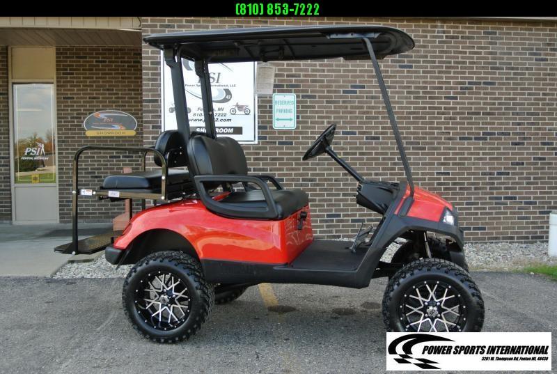 2013 Custom Yamaha Drive GAS POWERED Golf Cart #7264