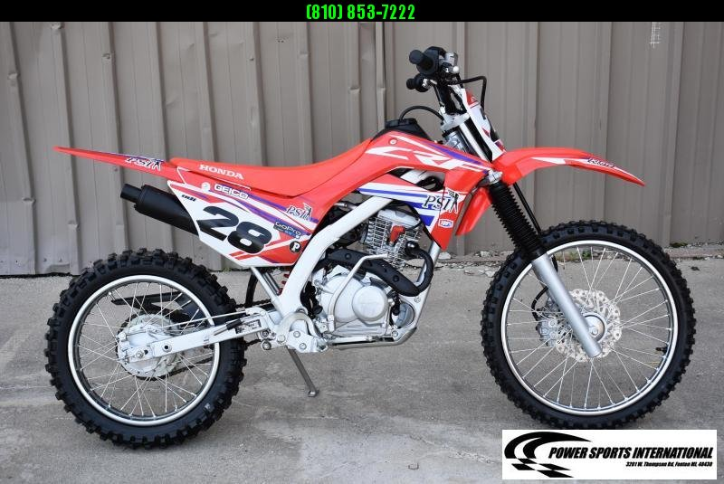 2020 HONDA CRF125FBL CRF Motocross Bike MX Motorcycle Electric Start #1675