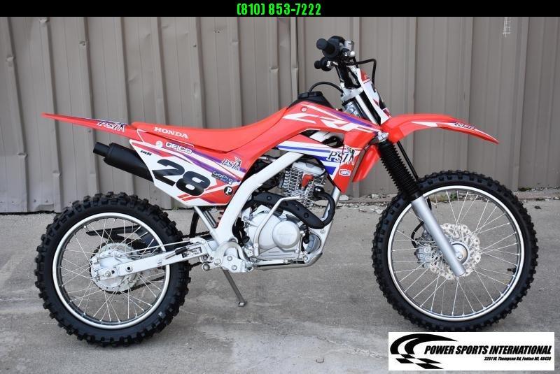 2020 HONDA CRF125FBL CRF Motocross Bike MX Motorcycle Electric Start #1675