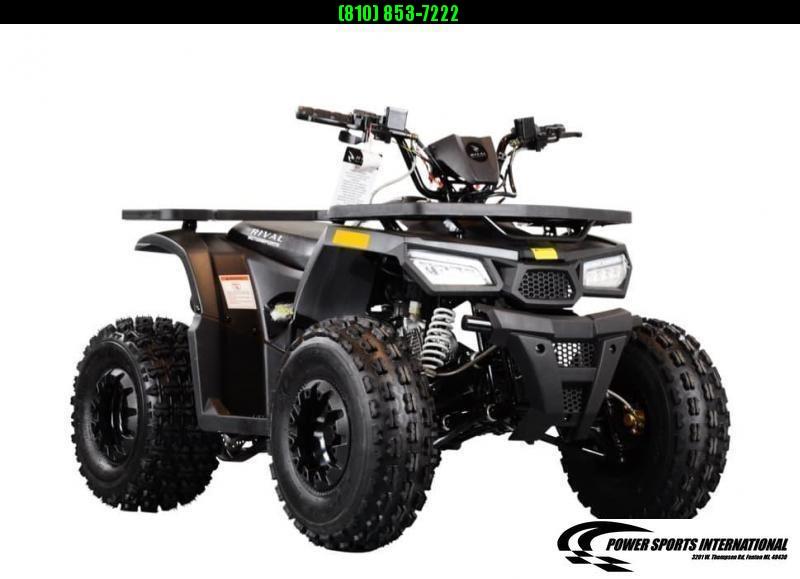 2020 MUDHAWK 10 YOUTH ATV 4-Stroke Automatic Four Wheeler BLUE BLACK CAMO
