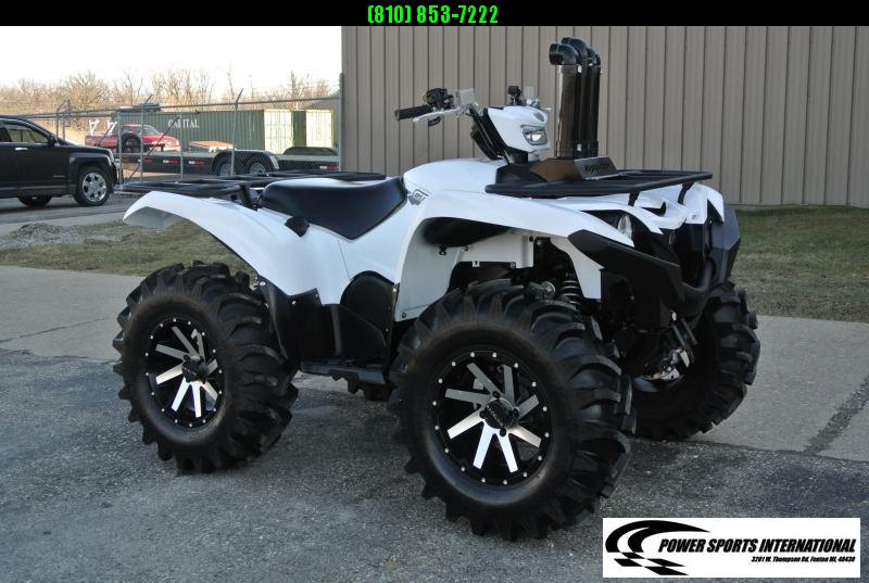 2017 YAMAHA YFM70GPAH GRIZZLY EPS 4WD HIGHLIFTER EDITION #4379