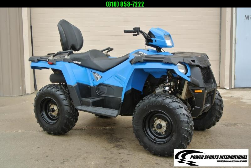 2019 POLARIS SPORTSMAN TOURING 570 (ELECTRIC POWER STEERING) BLUE #0942