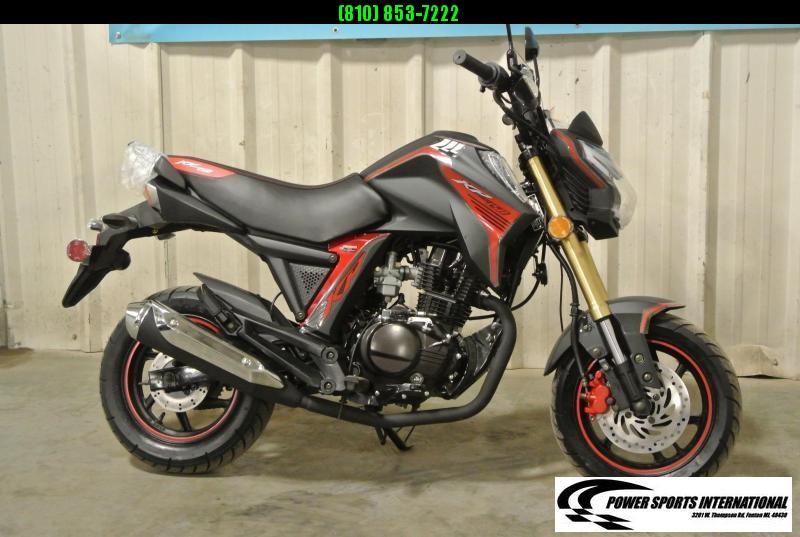 2018 LIFAN KP MINI 150 E-Start Motorcycle 70+mph GROM KILLER #0191