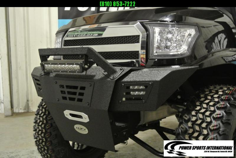 2015 CUSTOM Club Car Precedent EFI Fuel Injected GAS Golf Cart #9084